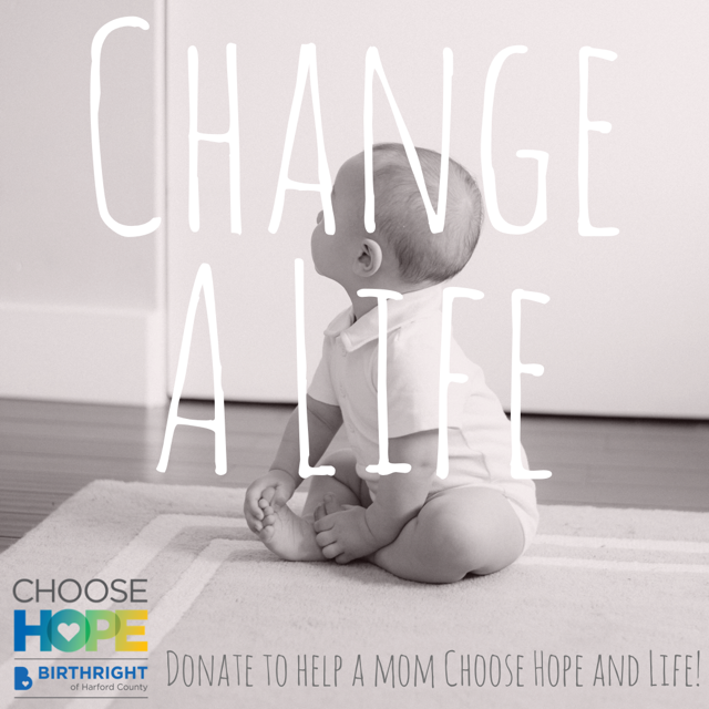 change a life - giving Tuesday 2019